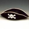 Black Permafelt Pirate Hat